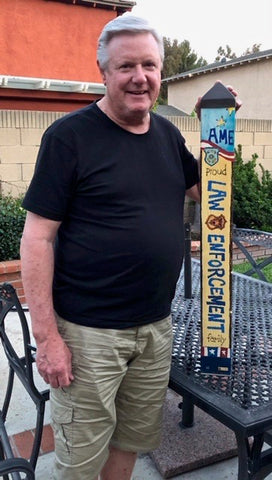 PERSONALIZED ART POLES