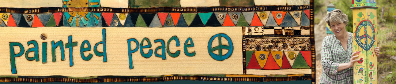 Painted Peace - the Art of Stephanie Burgess