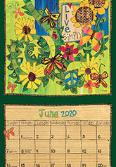 Official Painted Peace Calendars