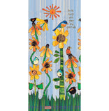 Do All Things With Grace And Gratitude Mini Art Pole