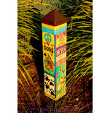 Dog Love - Custom Art Pole 20