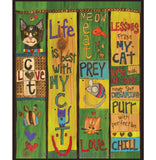 Lessons From My Cat Art Pole - 20