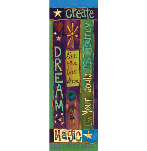 Live Your Best Dream Bookmark