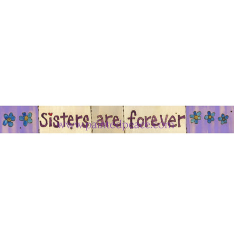 Sisters Are Forever - Over The Door