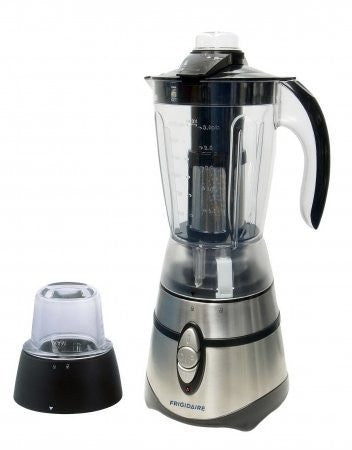 Frigidaire FD5155F 600 Watt Stainless Steel Blender/Grinder with Ice Crusher Function 220-240 Volt 50 Hz - Popularelectronics.com