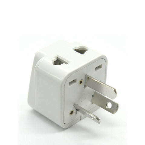 Universal Australia, China, Argentina - Type I 2 in 1 - Travel Plug Adapter