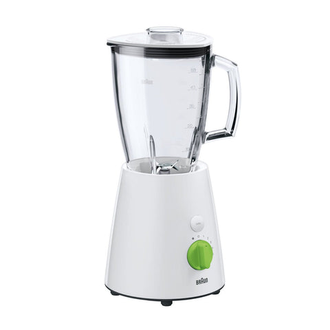 Braun JB3060 TributeCollection 800 W Glass Jar Blender 220-240 Volt 50 Hz - Popularelectronics.com