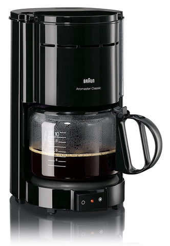 Braun KF47 10 Cup Coffee Maker 220-240 Volt 50 Hz - Popularelectronics.com