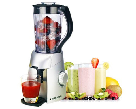 Black and Decker BS600 Blender Smoothie Maker 220-240 Volt 50 Hz - Popularelectronics.com