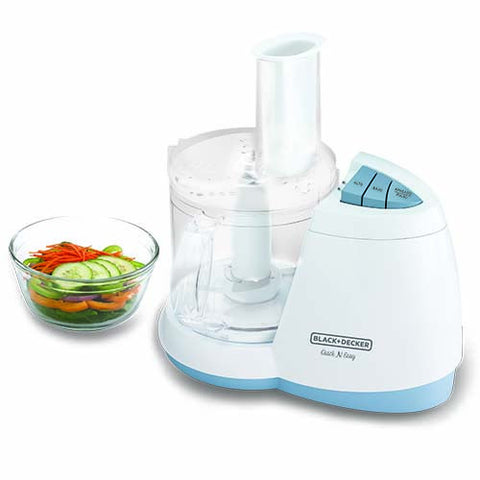 Black & Decker FP1336 Food Processor 220-240 Volt 50 Hz - Popularelectronics.com