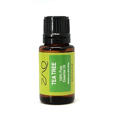 ZAQ Tea Tree Pure 100% Essential Oil - Popularelectronics.com