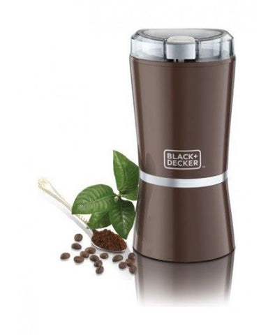Black & Decker CBM4 Coffee Grinder 220-240 Volt - Popularelectronics.com