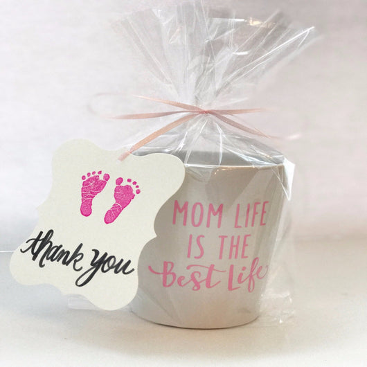 Personalized Mug filled with Candy