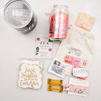 Bachelorette Welcome Gifts
