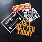 The GBT Sticker Pack