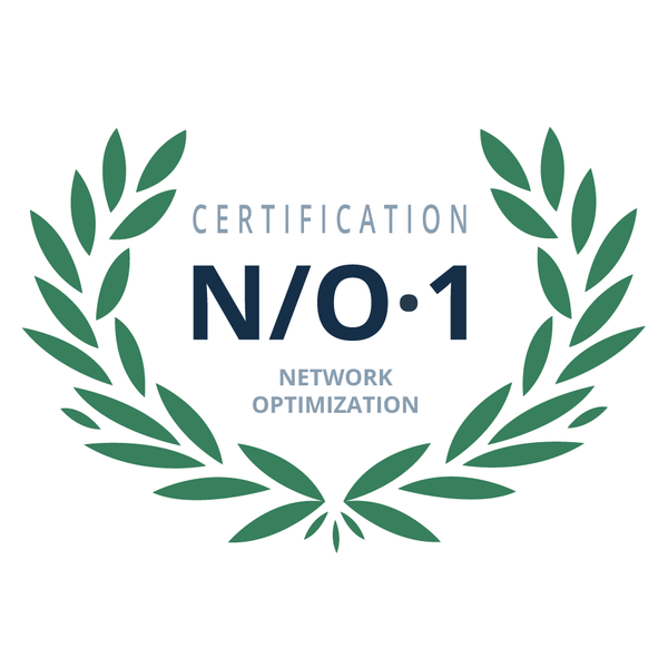 Network Optimization - Level 1 (N/O-1) Certification Preparation Package