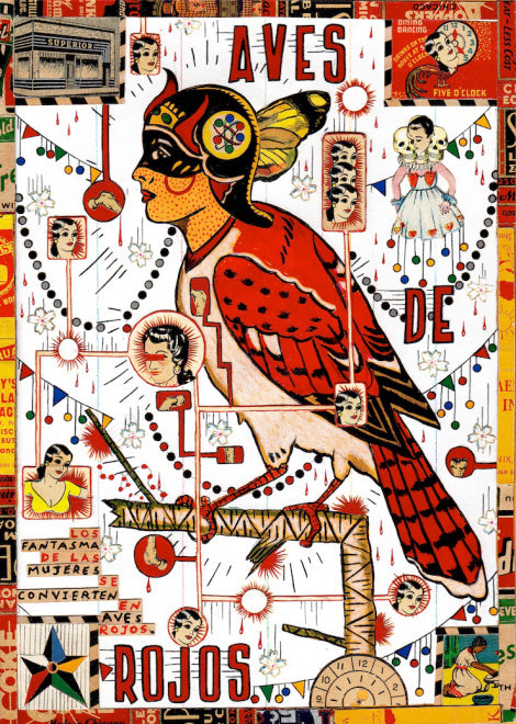 The Red Bird (For the Daughters of Juarez)