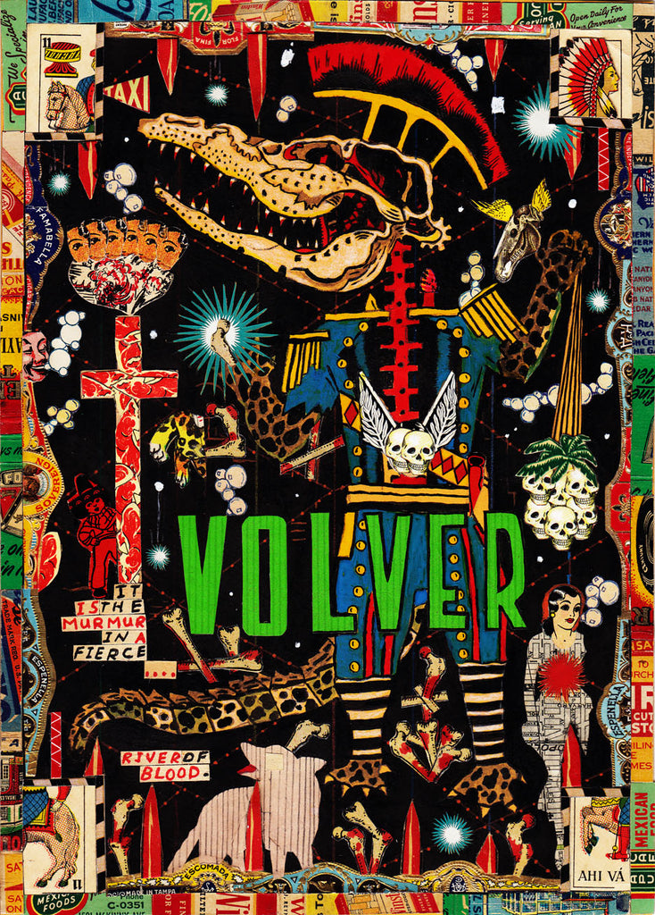 Volver (For the Daughters of Juarez)