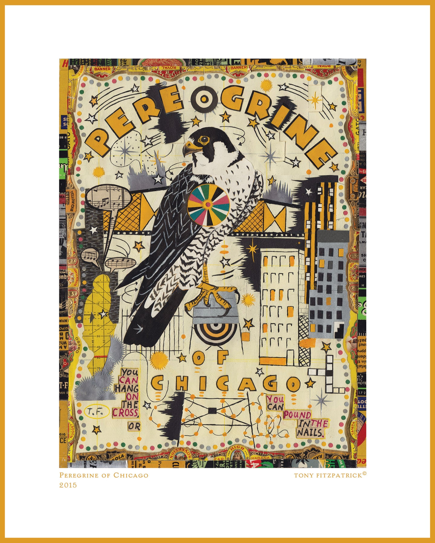 Peregrine of Chicago Poster