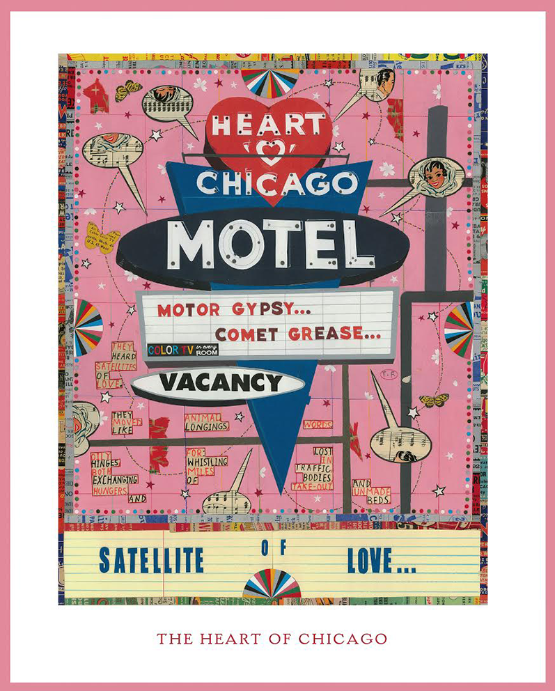 The Heart of Chicago - Tony Fitzpatrick
