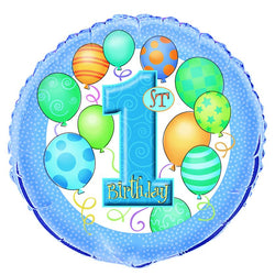 1-46-cm-foil-balloon-packaged-first-birthday-balloon-blue