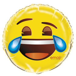 emoji-crying-lauging-folie-ballong-46-cm