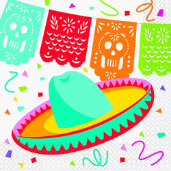 16-luncheon-napkins-mexican-fiesta
