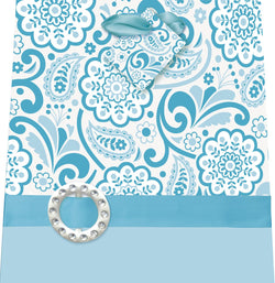 aqua-blue-purse-gift-bag-medium
