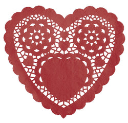 30-red-heart-doilies-15-cm
