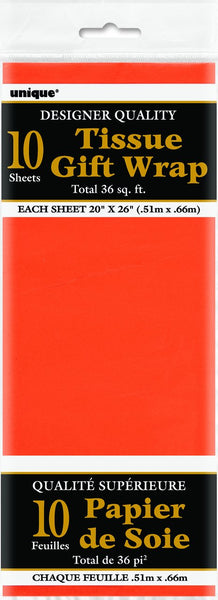 10-tissue-sheets-orange