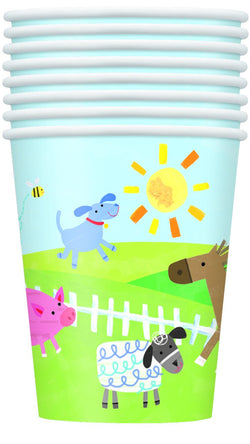 8-farm-party-9oz-cups