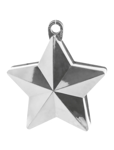 balloon-weight-star-shape-silver