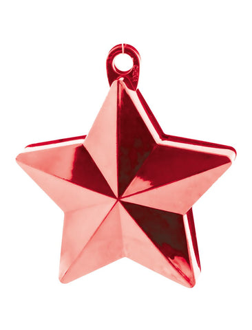 balloon-weight-star-shape-red