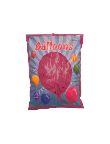 balloons-30cm-bag-with-100pcs-fuchsia