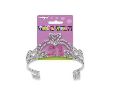 1-21st-birthday-glitter-metal-tiara