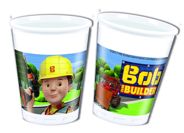 8-bob-the-builder-plastic-cups-200-ml