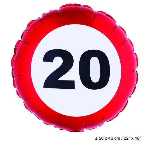 foil-balloon-55cm-traffic-sign-20
