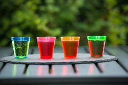 60-brights-plastikk-shot-glass-neon-assortert-double-shot