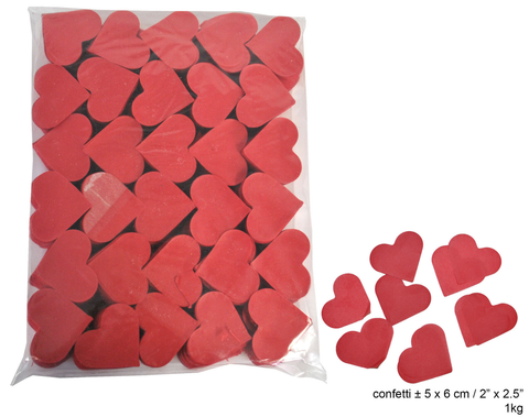 confetti-1kg-heart-shape-red