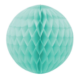 Honeycomb - 20cm - Mint - festogmoro.no