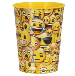 Kopp Plast, Emoji Faces - 4,7dl