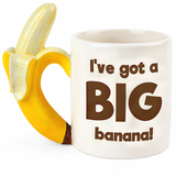 Kaffekopp - Big Banana