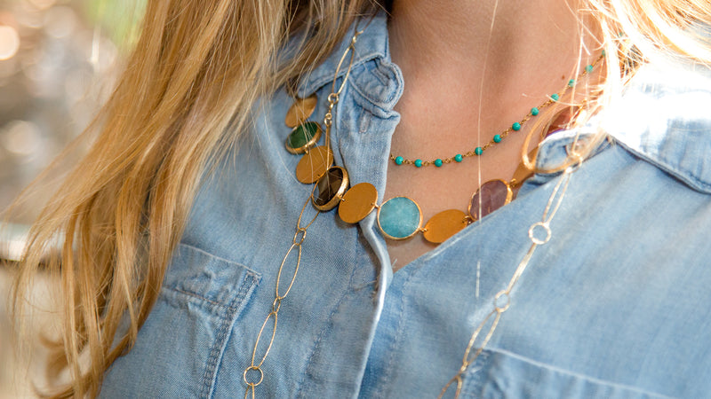 Handcrafted Jewelry: What's Popular Now
