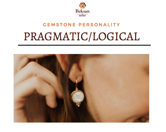 PRAGMATIC/LOGICAL PERSONALITY
