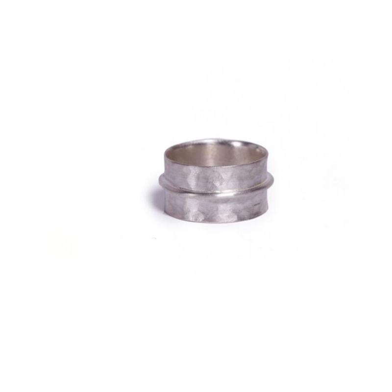 Rings - Silver - Silver Band