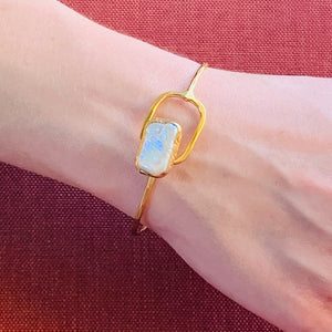 Bracelet - Antika - Mother of Pearl Hook & Eye