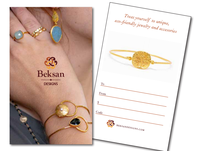 Beskan Designs Gift Card