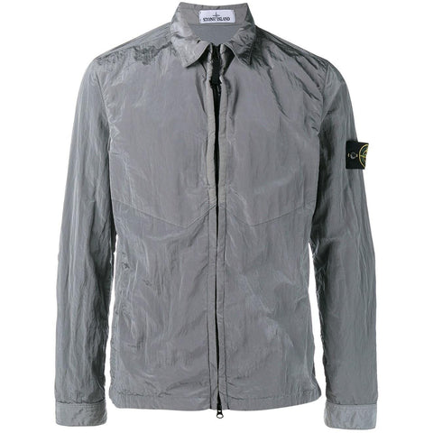 Stone Island  zipped lightweighted jacket