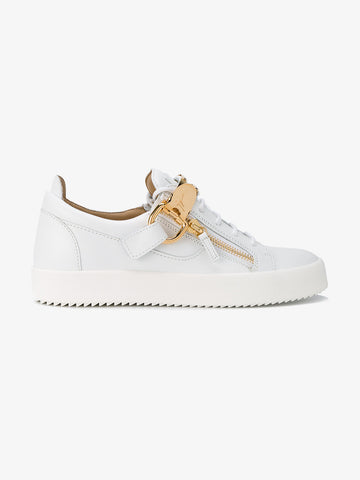 Giuseppe Zanotti Design Zipped High-Top Trainers