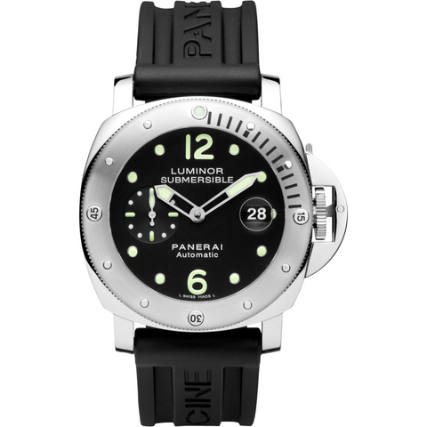 Panerai Luminor Submersible Automatic Stainless Steel PAM024 PAM00024